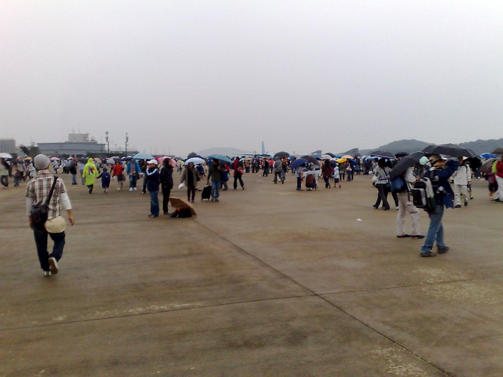 岐阜航空祭、撤収!